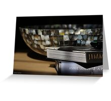 Table Tableau Greeting Card