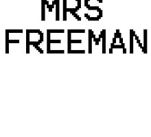Mrs Freeman by Izlucey