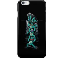 Turtles Night Out iPhone Case/Skin