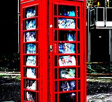Telephone Box by Ian Porter
