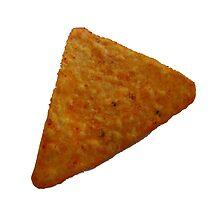 Dorito Chip  by mohavvk