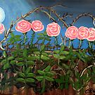 The Rose Bush by cruserart