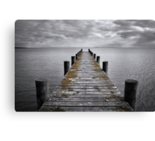 Destination Canvas Print