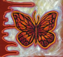 The Influence of Butterflies (sml) by sunset