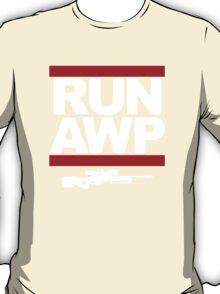RUN AWP T-Shirt
