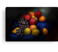 Food - Fruit - Fruit still life  Canvas Print