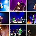 The Hilltop Hoods with Adelaide Symphony Orchestra May 2007 by Helen  Page