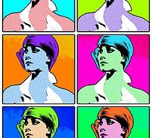Pop Art - Johanna by StormbornMary