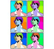 Pop Art - Johanna Photographic Print