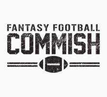 Fantasy Football Commish by TheShirtYurt
