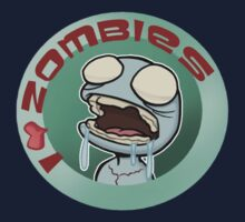 Zombie Love Kids Clothes