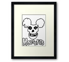 I Want Your Cheese! Mousefits Logo Framed Print