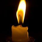 Halloween Candle by PhotoGemsUK