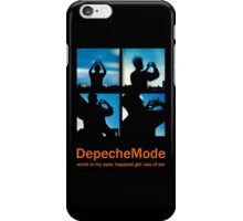 Depeche Mode : World In My Eyes / Happiest Girl / Sea of Sin - 2 - Photo iPhone Case/Skin