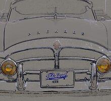 Packard Car 1951 by johncrew