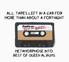 Best Of Queen by morganajones