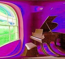 THE MUSIC ROOM by kfbphoto
