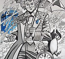 The Sixth Doctor by Raine  Szramski
