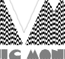 Arctic Monkeys. AM Sticker