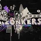 Zonkers by Sheldon Silvera