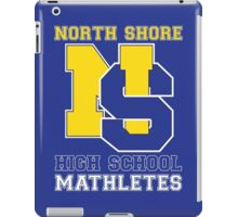 North Shore High School Mathletes iPad Case/Skin