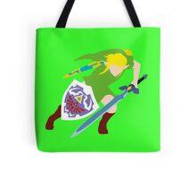The Legend of Zelda - Link Tote Bag