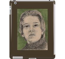 When She Was Bad - The Anointed One - BtVS iPad Case/Skin