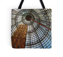 Progress Saves History - Melbourne Central, Melbourne Australia Tote Bag