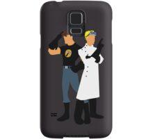 Dr Horrible - White Samsung Galaxy Case/Skin