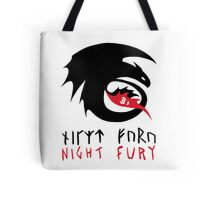 NIGHT FURY - Strike Class Symbol Tote Bag