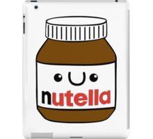 Nutella monster iPad Case/Skin