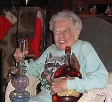 Stoner Grandma by jgaines247