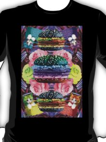 WELCOME TO GOTH BURGER  T-Shirt