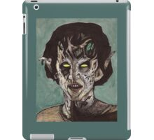 The Dark Age - Eyghon/Jenny - BtVS iPad Case/Skin