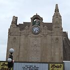 Classic Architecture, Loews Jersey City Theater, Built 1929, Jersey City, New Jersey by lenspiro