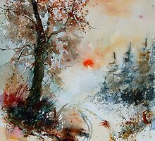 WATERCOLOR 100107 by calimero