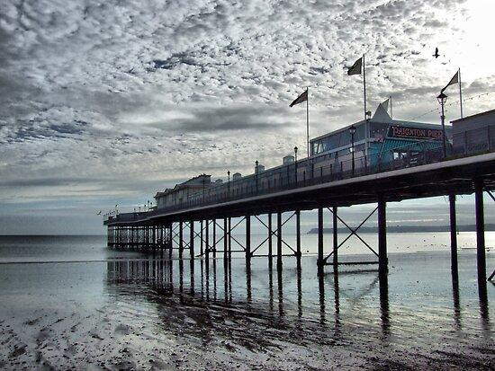 Paignton Pier by Paul Gibbons