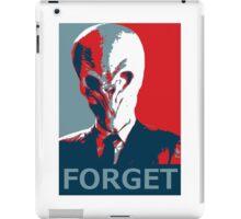 Forget iPad Case/Skin