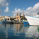Maltese Landscapes by DiveDJ