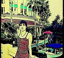 Miami Vice (GTA Style) by Jonathan  Sexton