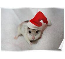 Santa's Little Helper Poster