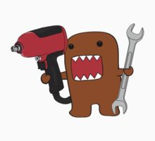 Mr. Mechanic Domo Kids Clothes