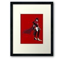 iVincent Valentine Framed Print