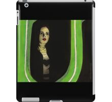 Graduation Day, Part One - Faith - BtVS iPad Case/Skin