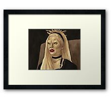 The Freshman - Sunday - BtVS Framed Print