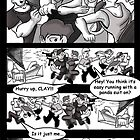 Webcomic Wars 02 by JYC00kami