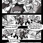 Webcomic Wars 02 by JYC00kami
