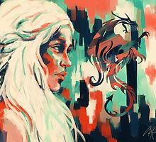 Mother of Dragons by Kathleen Kalin