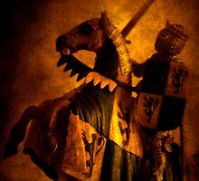 Sir Lancelot by Lou McGill