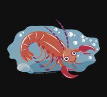 Lobster by Lyuda